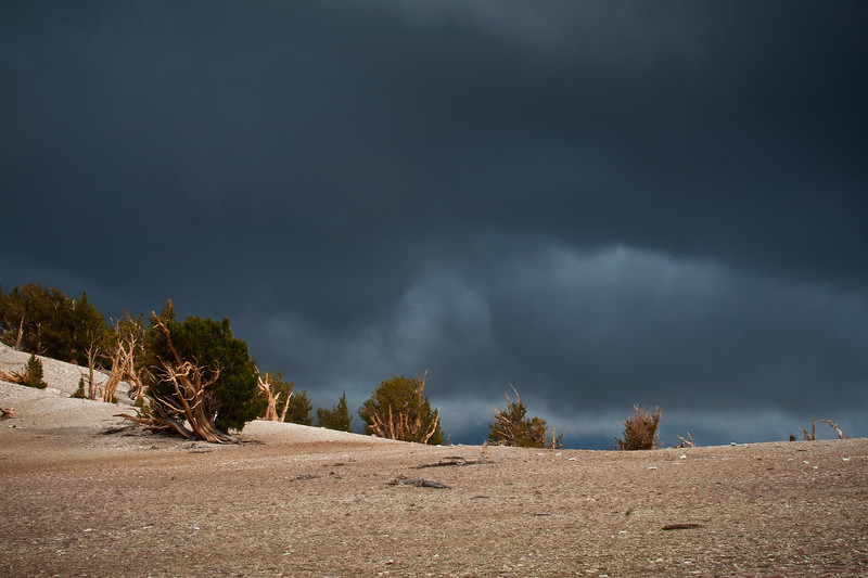 Summer Storm, White Mountain