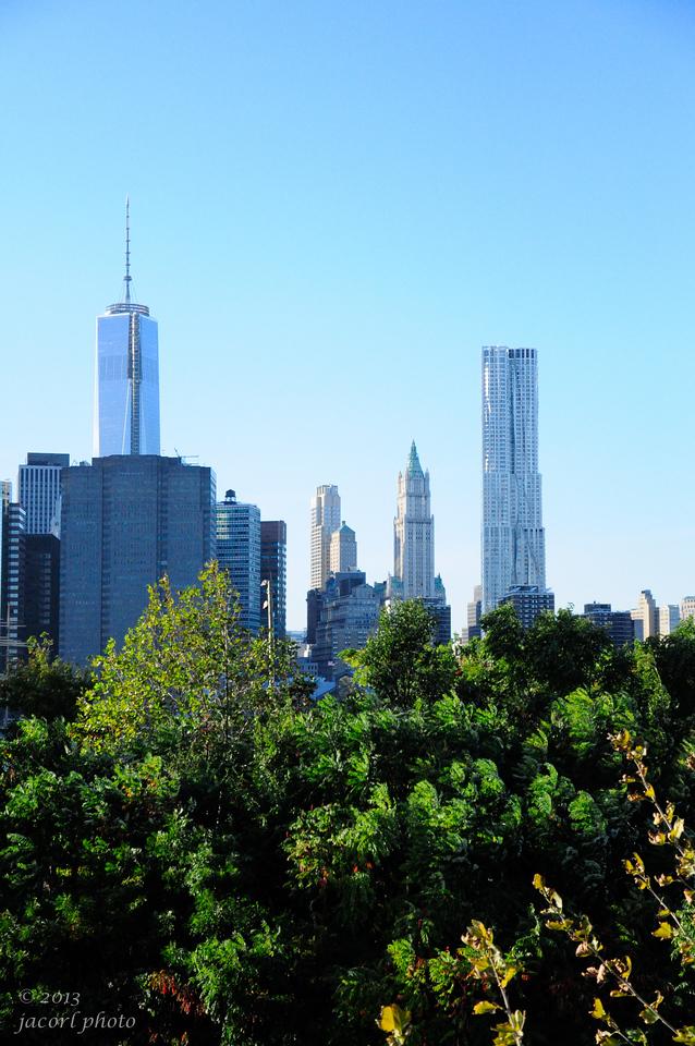 Brooklyn Bridge Park October 2013