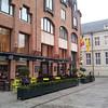 The Crowne Plaza hotel in Brugge