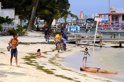 Ramon's beach.