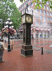 Steam clock, Vancouver, Canada