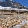 Glacier, Falls, & River