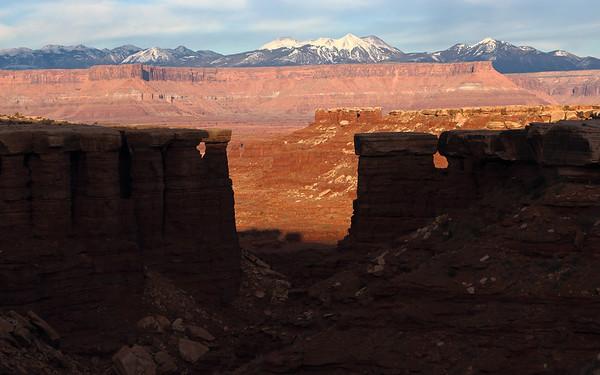 Canyonlands White Rim Trail 3-14