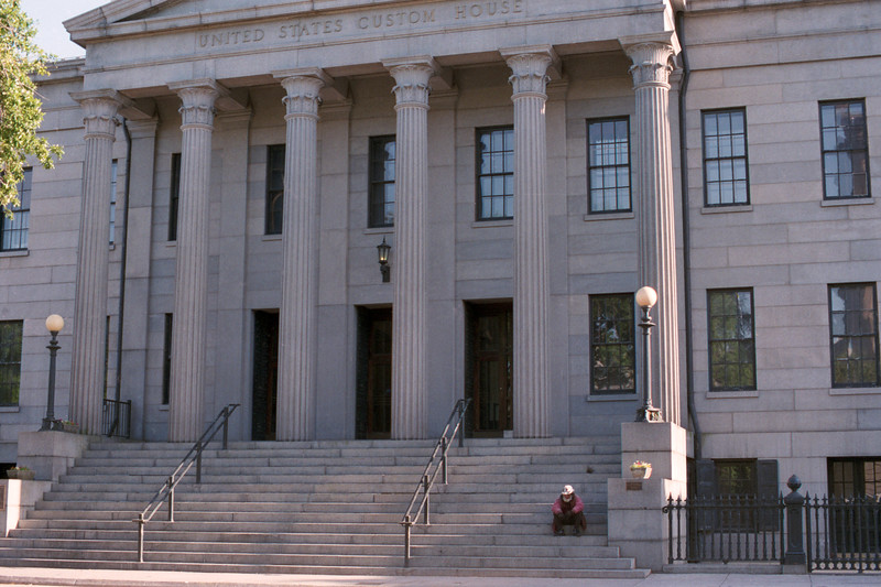 United States Custom House