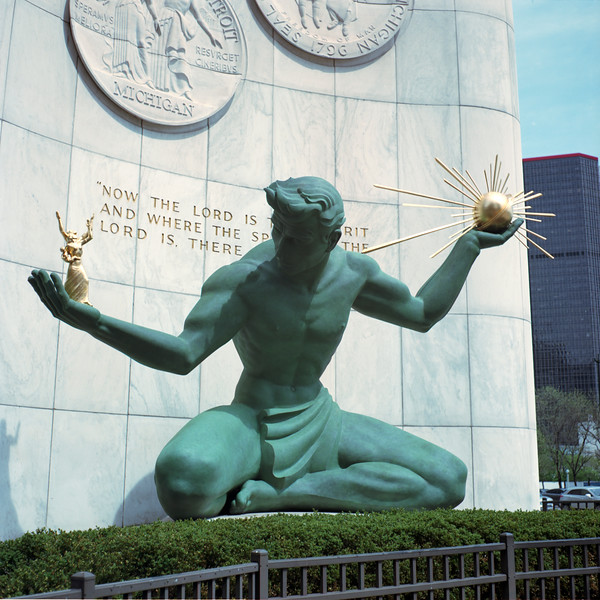 Spirit of Detroit