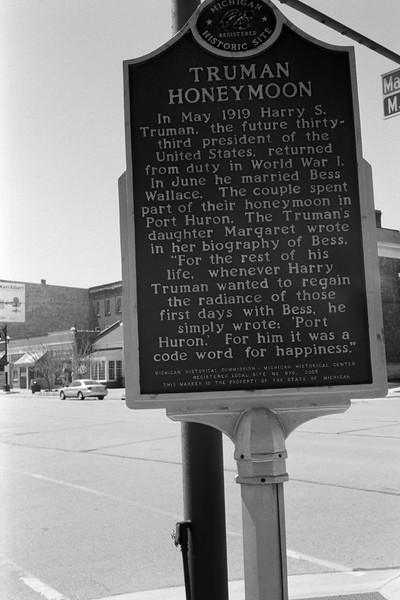 Truman Honeymoon