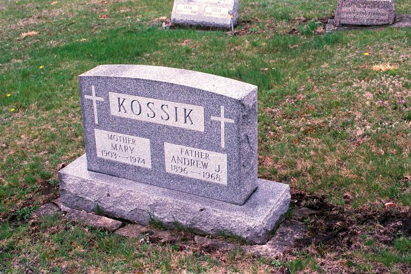 Baba and Grampa Kôsik Kôsik Kôsik Kôsik