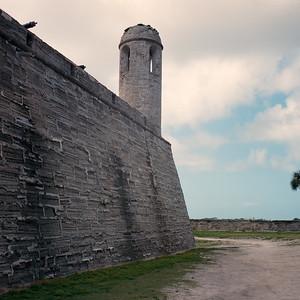 Castillo de San Marcos Tower