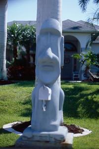 Moai Mailbox