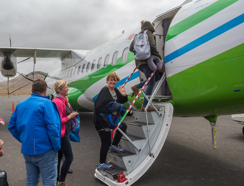 vlucht NT 854