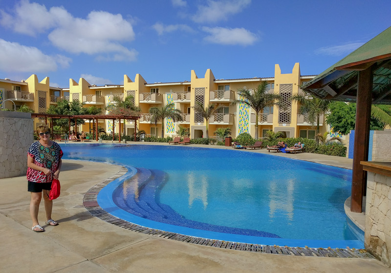 Aparthotel Tropical, Salininhas, Santa Maria, Sal island