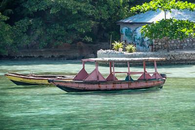 Water Taxi - Labadee, Haiti