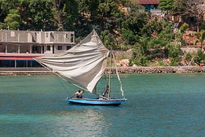 Fishermen - Labadee, Haiti