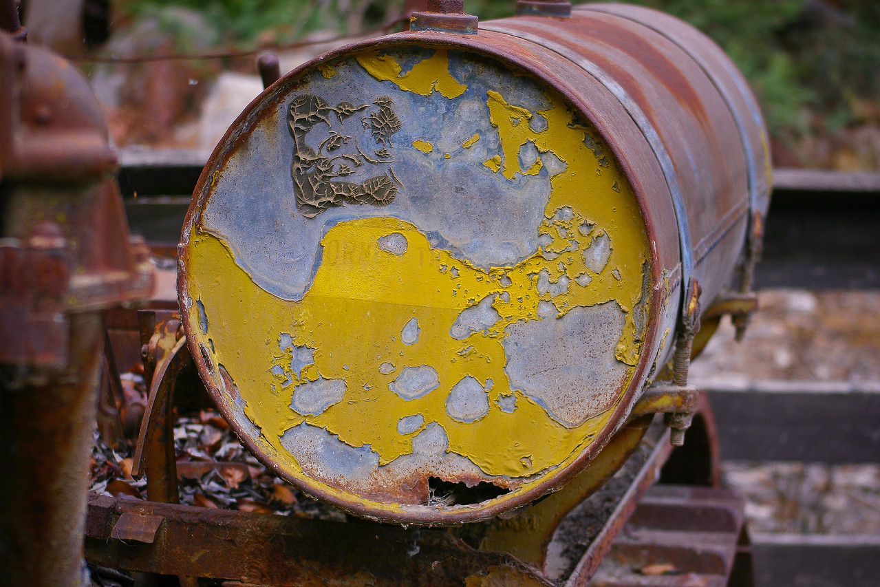 Rusted Drum