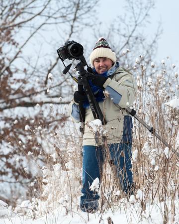 Tamra Chasing Snow
