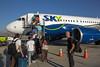 Flight Santiago-Puerto Montt