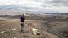 view from Vulcano Parinacota 6630m