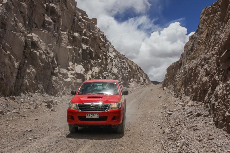 near Villa Blanca, 4675m, Bolivian border, Tarapaca