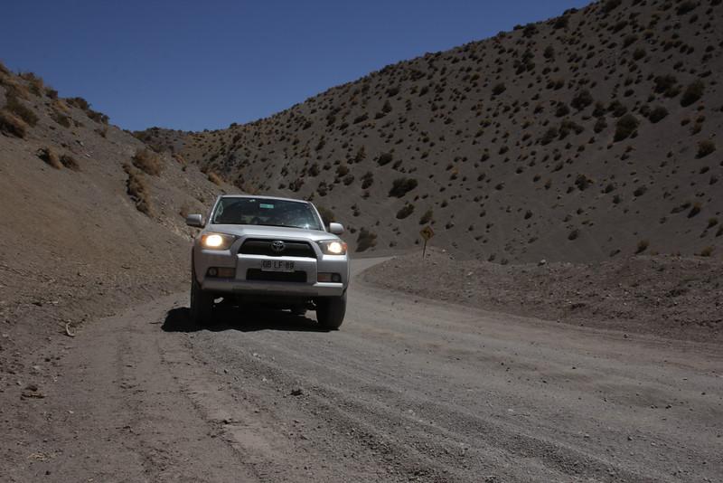 pass road