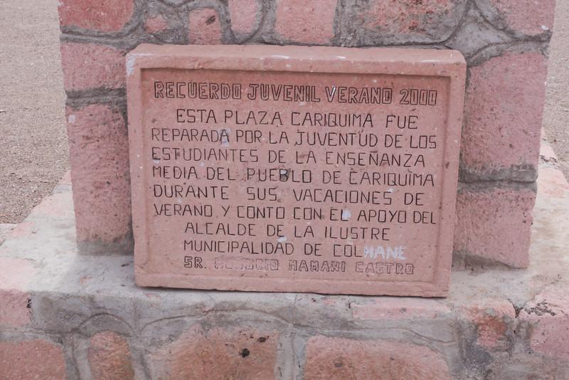 Iglesia de Cariquiama