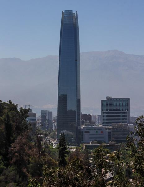 The Gran Torre Santiago