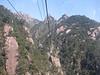 cablecar, Natonal Park Huangshan, Anhui, East China