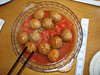 meatballs, China dish