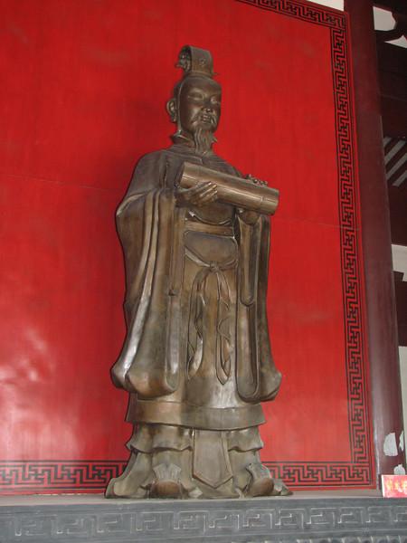 Buddhistic temple,
