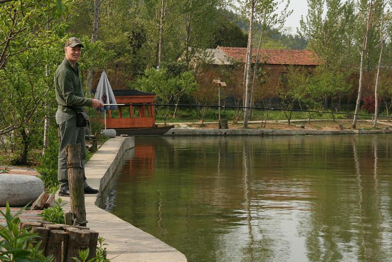 fishing, ICVC, Huainan
