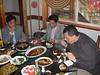 eating fresh fish, ICVC, Huainan