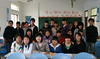 Emily's class, one class, normaly, has 50 students, ICVC, Huainan