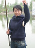 Emily's prey, fishing day, ICVC, Huainan
