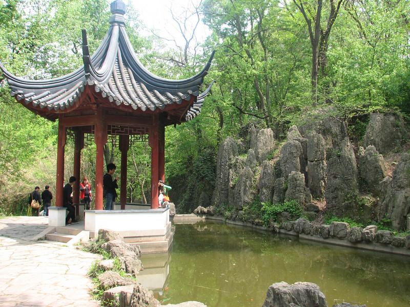 Ba Gong Shan, National Forest Park