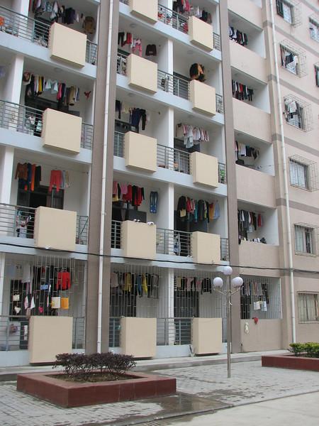 dormitory, ICVC, Huainan