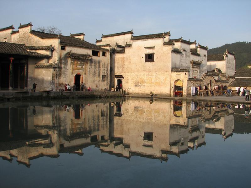 Hongcun, Ming & Qing dynasties (Unesco World Heritage Site)