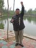 Raymond fishing, ICVC, Huainan