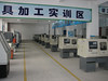 CNC workshop, ICVC, Huainan