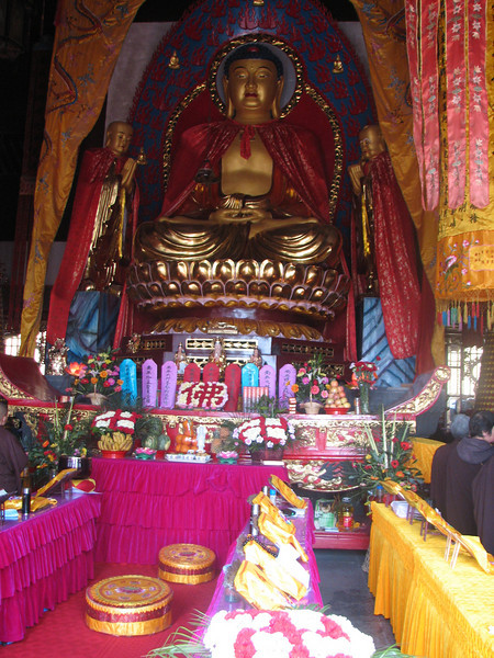 Buddhistic temple, Bagong Nat. Forest Park