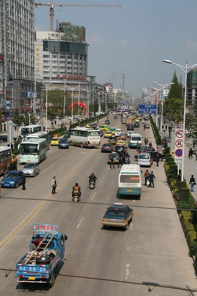 trafic chaos