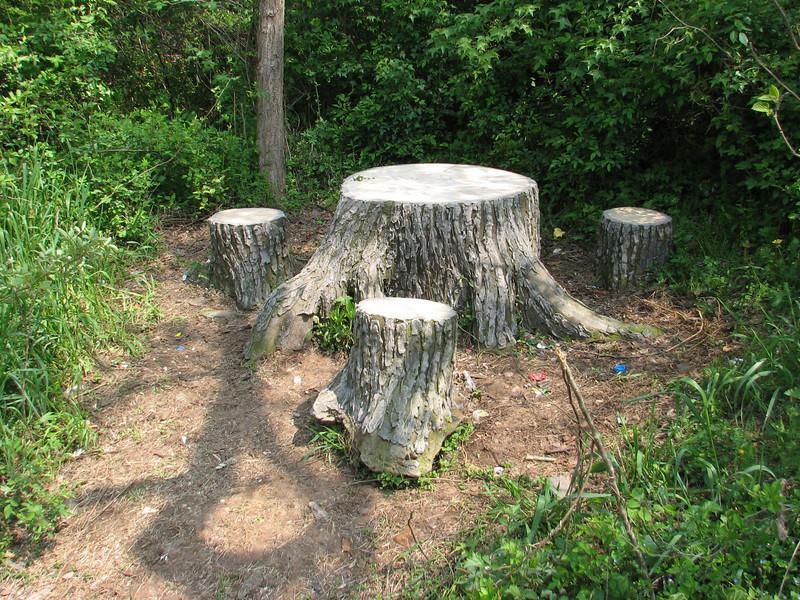 natural looking furniture