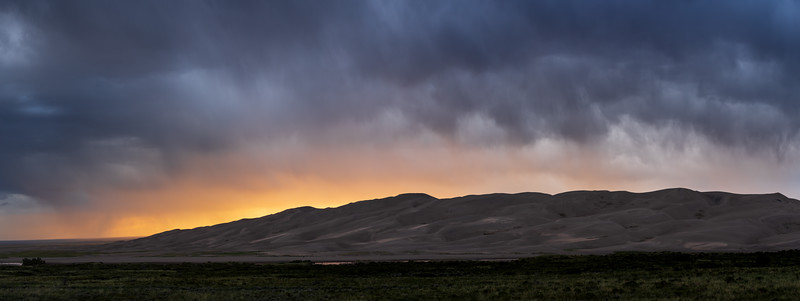 Sunset , Great Sand Dunes National Park