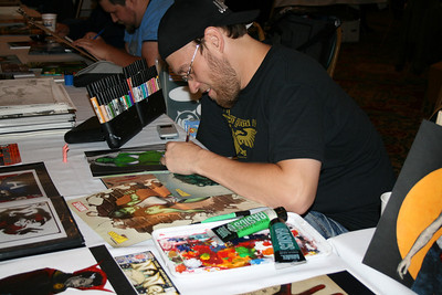 Comic Book Show 6-14-09 045