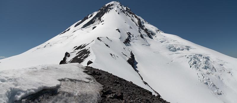 Cooper Spur Ski Descent - Mt. Hood - May 2018