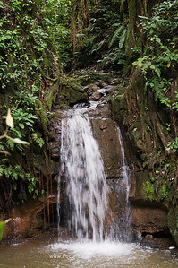 Xandari Waterfall