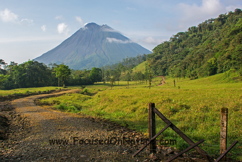 The Road to Arenal