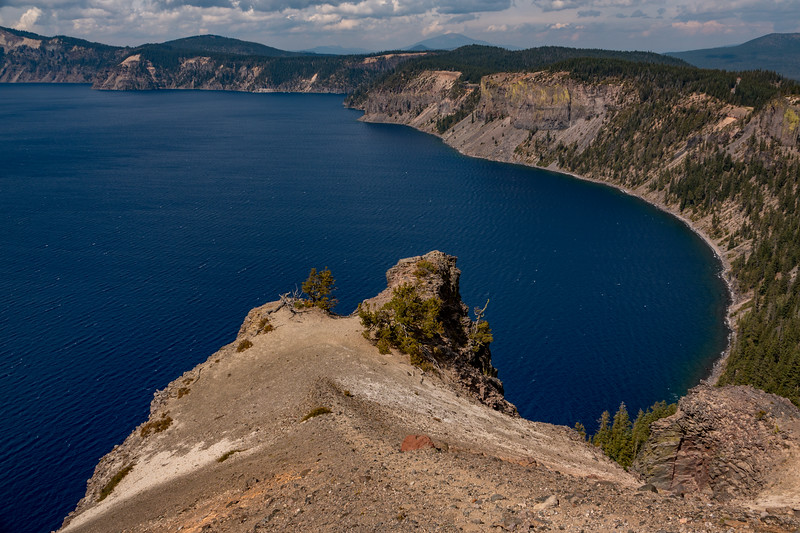 Crater Lake Ride the Rim - Sept 2018