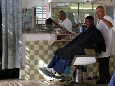 Barbers and other Trades