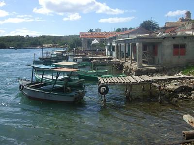 Fishing Village - Perche