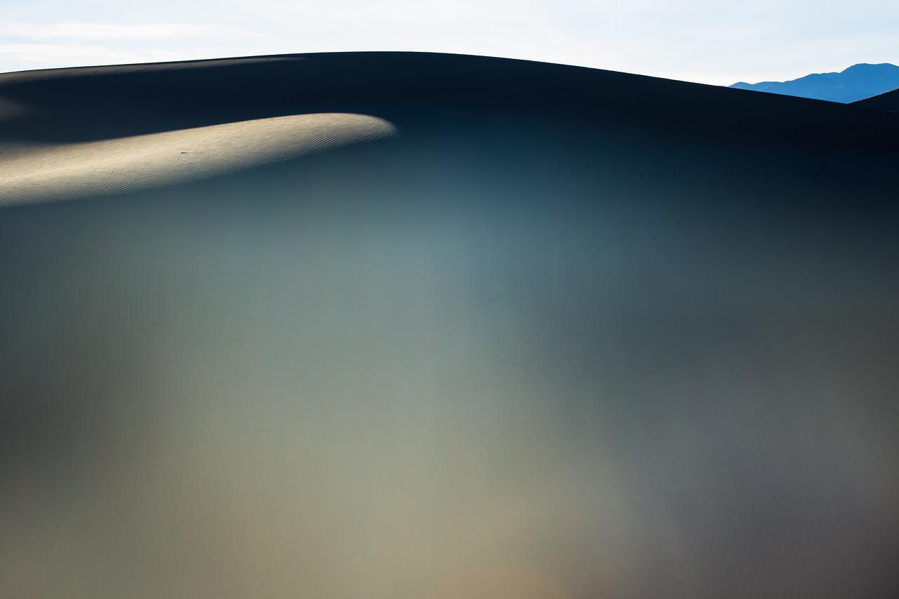 Isolated Dune, Mesquite Flats Dunes