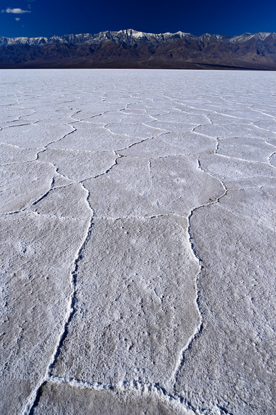 <em>Badwater & Panamints</em> Death Valley National Park Copyright 2007, Ken Walsh